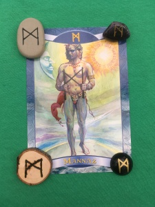Rune - Mannaz3