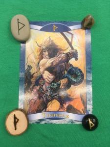 Rune - Thurisaz3